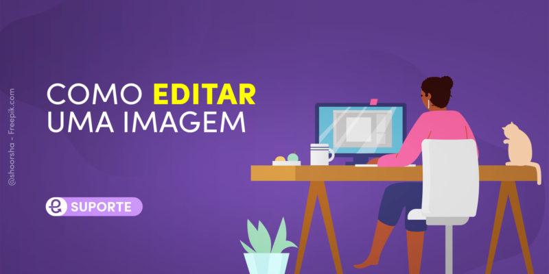 Como editar uma imagem ?