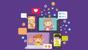 Crescimento das redes sociais para empresas