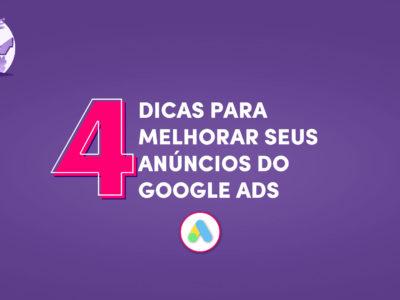 Anúncios no google ads