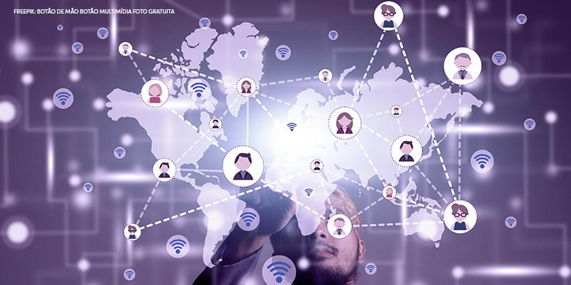conexão entre redes