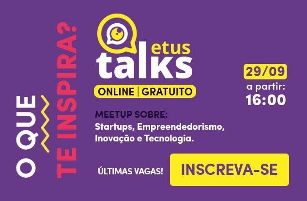 Banner Etus Talks