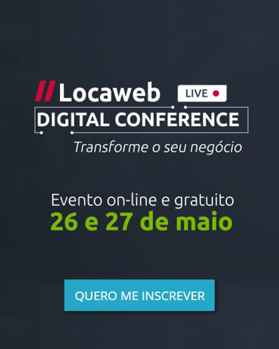 Locaweb Digital Conference