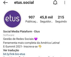 Tipos de contas do Instagram 03