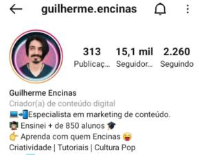 tipos de conta no Instagram 03