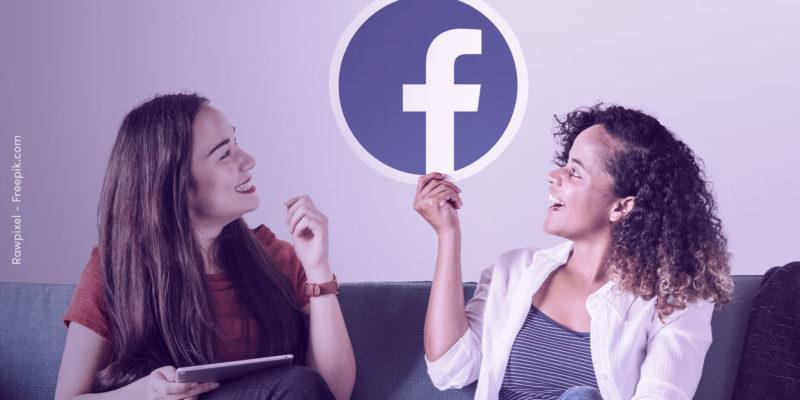 gerenciador do facebook