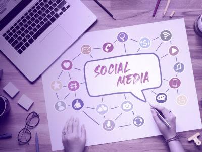 aplicativos para social media
