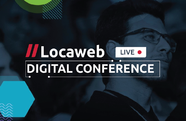 Banner Locaweb Digital Conference